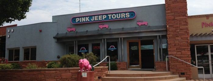 Pink Jeep Tours - Sedona is one of Phoenix/Scottsdale/Sedona.