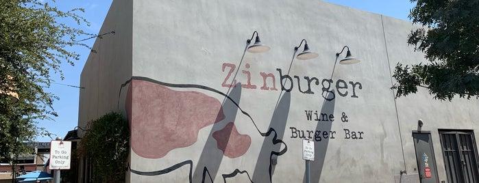 Zinburger Gilbert is one of Arizonaaa.