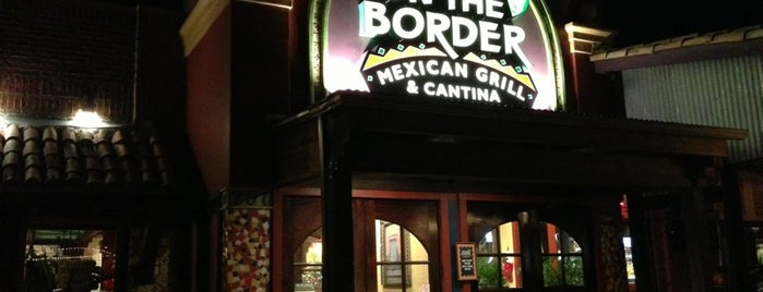 On The Border Mexican Grill & Cantina is one of Terressaさんのお気に入りスポット.