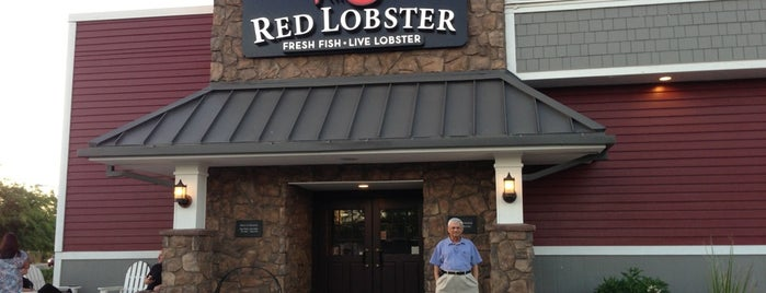 Red Lobster is one of Anthony'un Beğendiği Mekanlar.