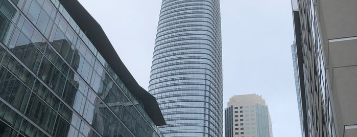 Salesforce Tower is one of San Francisco Finds.