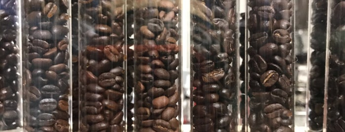 Joshua Tree Coffee Company is one of J Tree.