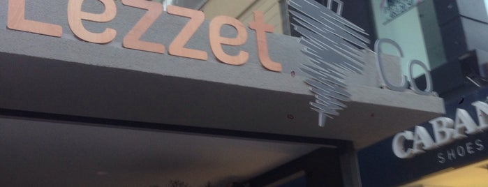 Lezzet Co. Döner is one of Orte, die Murat gefallen.