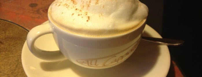 All Cappuccino is one of to Do.