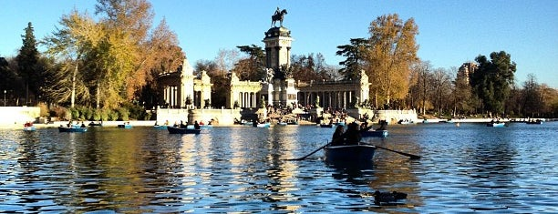 Embarcadero del Retiro is one of Orte, die Alan gefallen.