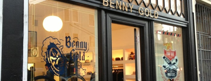 Benny Gold is one of San Fran To Do.