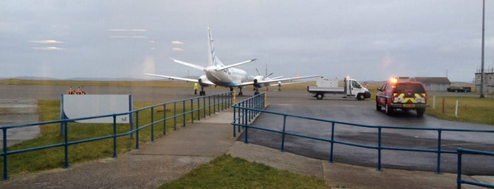 Benbecula Airport (BEB) is one of Part 1~International Airports....