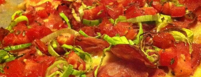 Baggio Pizzeria & Focacceria is one of Locais curtidos por Marcio.