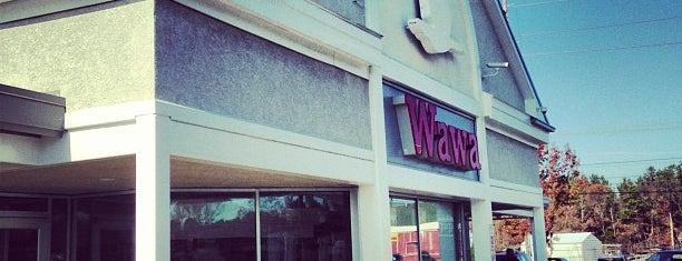 Wawa is one of Orte, die Matt gefallen.