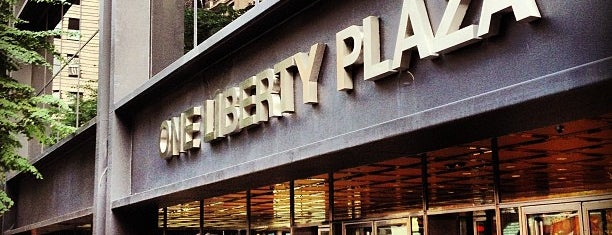 One Liberty Plaza is one of Trip to New York City.