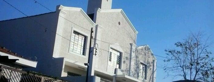 Igreja São Benedito N. Sra. de Fátima is one of Locais curtidos por Cledson #timbetalab SDV.