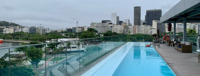 Prodigy Hotel Santos Dumont is one of Meus locais preferidos.