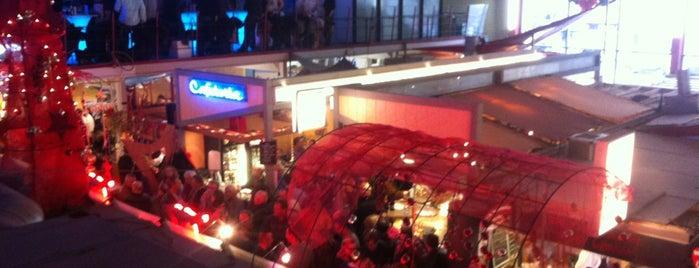 Markthalle is one of Hanover Restaurants.