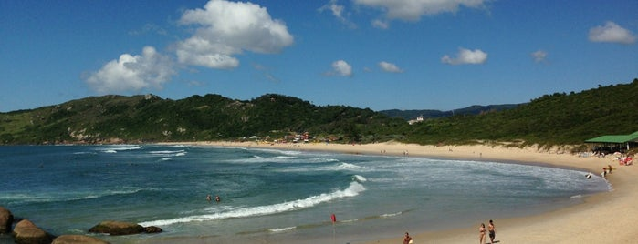 Praia Mole is one of South America.
