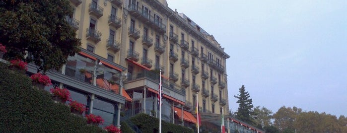 Grand Hotel Tremezzo is one of İtaly.