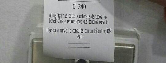Oficina CMR Falabella Puente is one of Santiago Centro 2.