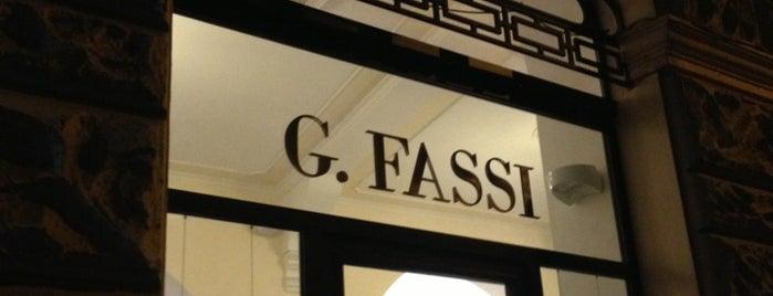 Palazzo del Freddo di Giovanni Fassi is one of Rome.