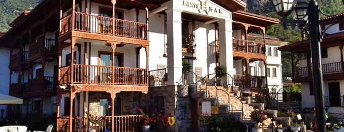 MerveHan Residence Hotel is one of Locais curtidos por Op Dr.