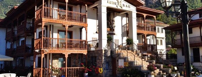 MerveHan Residence Hotel is one of Op Dr'ın Beğendiği Mekanlar.