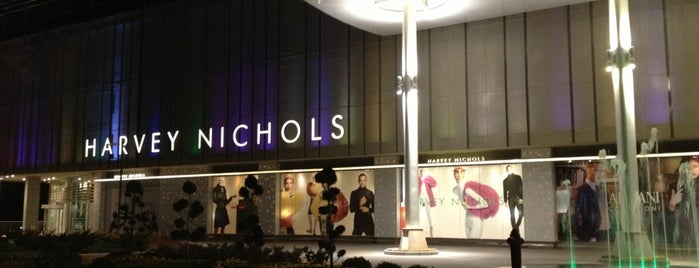 Harvey Nichols is one of Must-Visit ... Ankara.