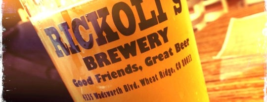 Brewery Rickoli Ltd. is one of Colorado Breweries.