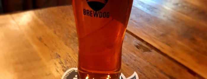 BrewDog Liverpool is one of Markさんのお気に入りスポット.