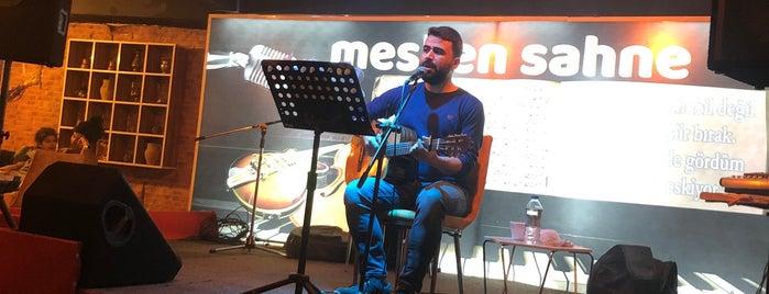 Mesken Cafe is one of Türkiye ve Şanlıurfa Pazarı.