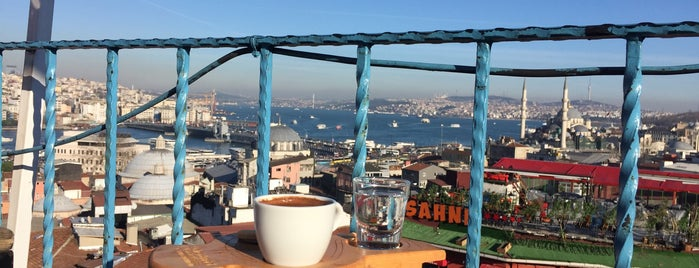 Şehr-İ Saadet Cafe &Restaurant is one of Istanbul.