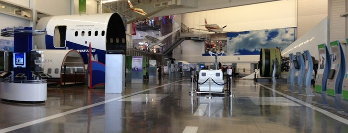 Future of Flight Aviation Center & Boeing Tour is one of Aviation.