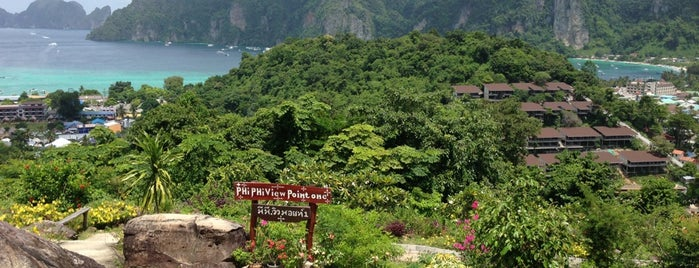 Phi Phi Ingphu Viewpoint is one of Locais salvos de Priscila.