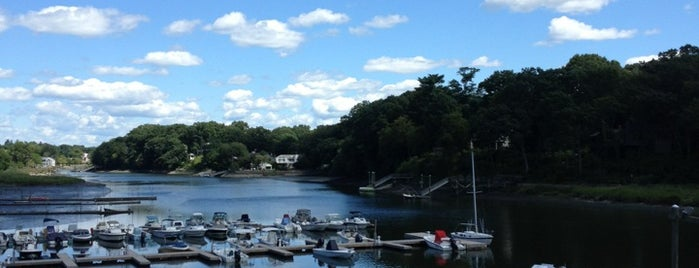 The Boathouse at Saugatuck is one of Be Outside.