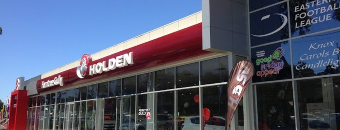 Ferntree Gully Holden HSV Suzuki is one of Internode WiFi Hotspots in Victoria.