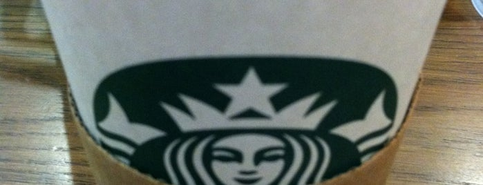 Starbucks is one of 24 Hour.