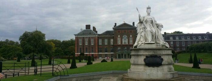 Palácio de Kensington is one of Europe 2015.