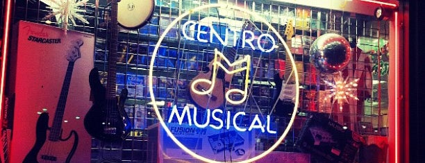 Centro Musical is one of Anthony'un Kaydettiği Mekanlar.