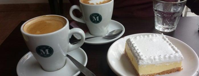 Café Martínez is one of Lieux qui ont plu à Alberto J S.