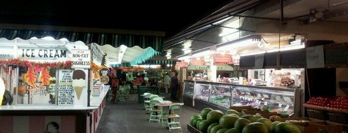 The Original Farmers Market is one of LA.
