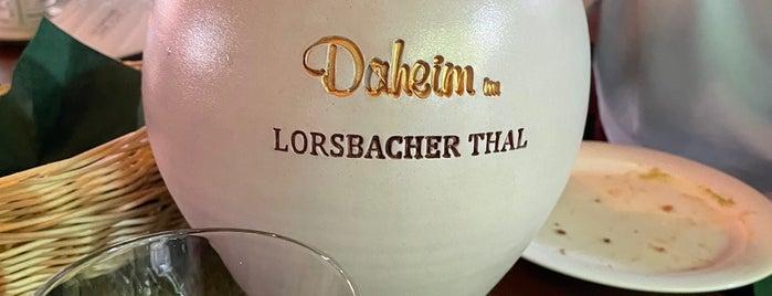 Lorsbacher Thal is one of Best of Frankfurt am Main.