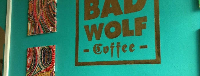 Bad Wolf Coffee is one of Coffee.