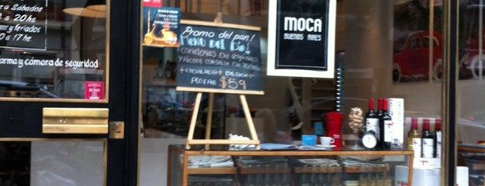 Moca Buenos Aires is one of Posti salvati di Agos.