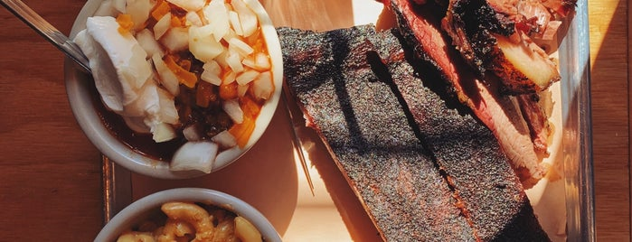 Jack's BBQ is one of Locais curtidos por Cusp25.