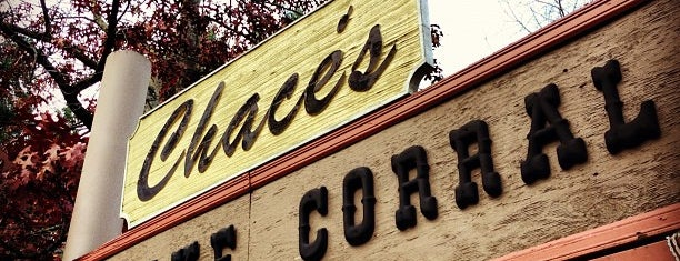 Chace's Pancake Corral is one of Washington State - (Northwest).