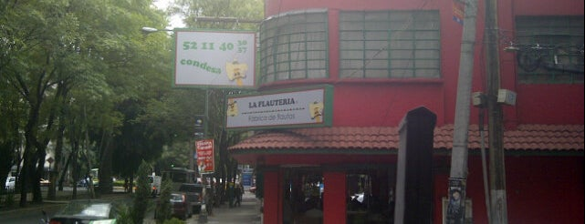 Flautas Chilpancingo is one of C.K.