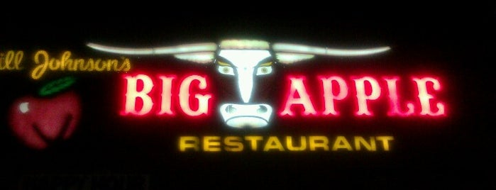 Bill Johnson's Big Apple Restaurant is one of PHX Bfast/Brunch in The Valley.