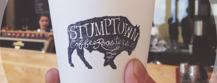 Stumptown Coffee Roasters is one of [To-do] L.A..
