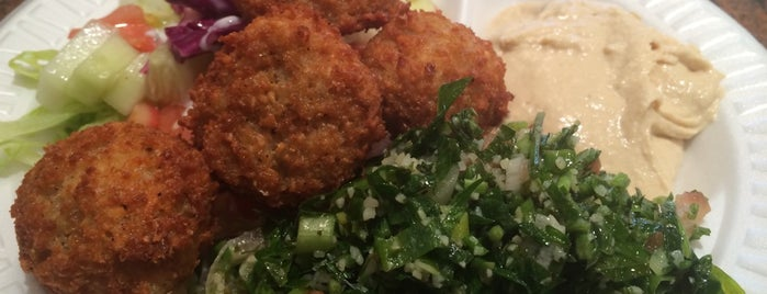 Sido Falafel & More is one of 2015 Places.