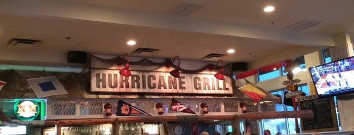 Hurricane Grill & Wings is one of Lieux sauvegardés par Matt.