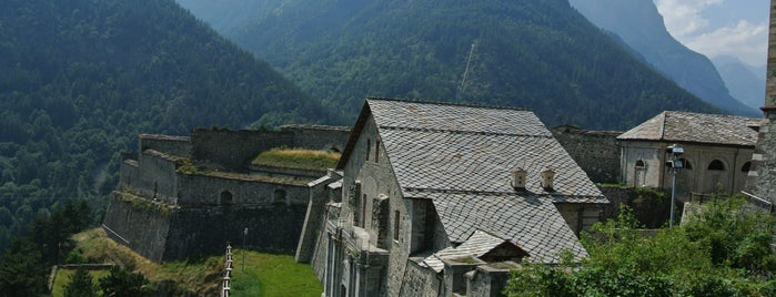 Forte di Fenestrelle is one of Art and architecture around Sestriere.