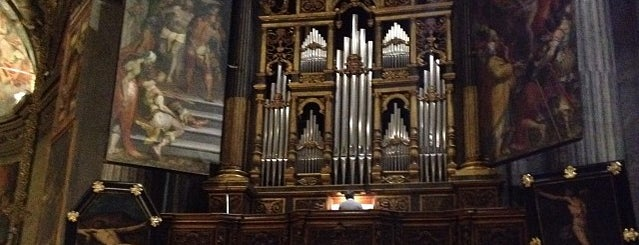 Santa Maria della Passione is one of Around The World: Europe 1.