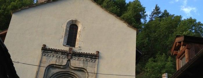 Chiesa della Madonna delle Nevi is one of Art and architecture around Sestriere.